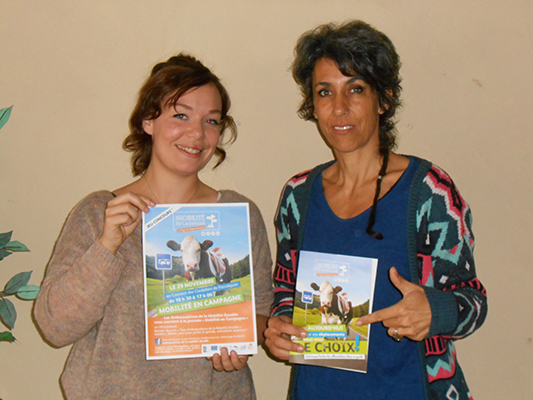 Promotion des déplacements durables dans le Pays de Haute-Provence !
