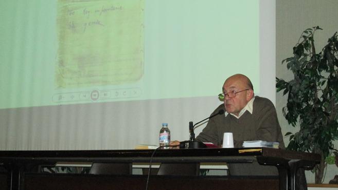 Jacques Meny - Conférence Giono et la Grande Guerre