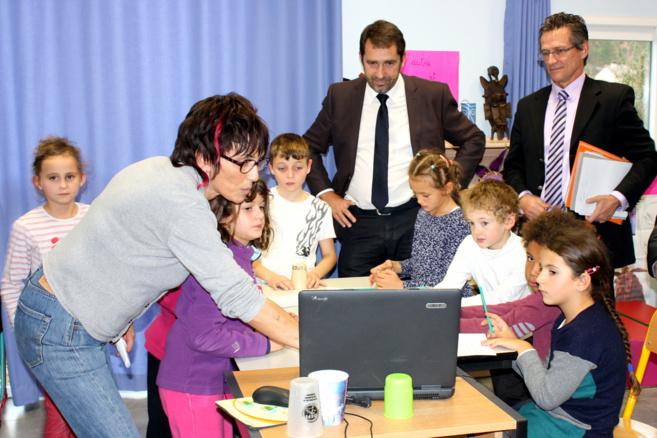 La technologie enfin à portée des écoles les plus reculées du pays !