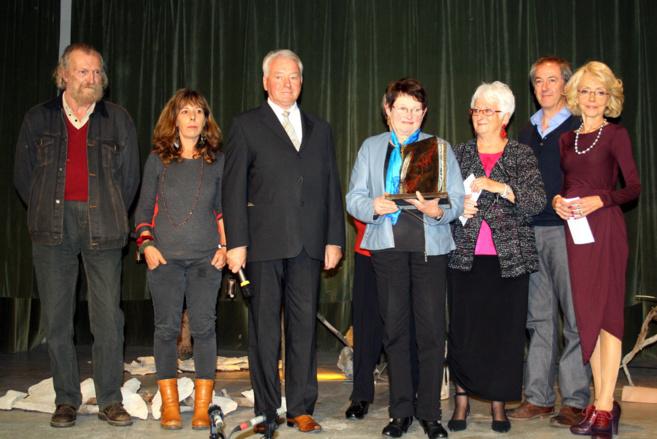 Sisteron a rendu hommage à l'écrivain Pierre Magnan !