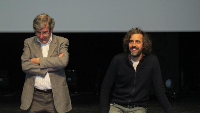 Bernard Menez et Guillaume Brac