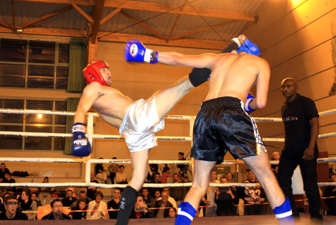 Kick boxing en vedette à Sisteron ce week-end !