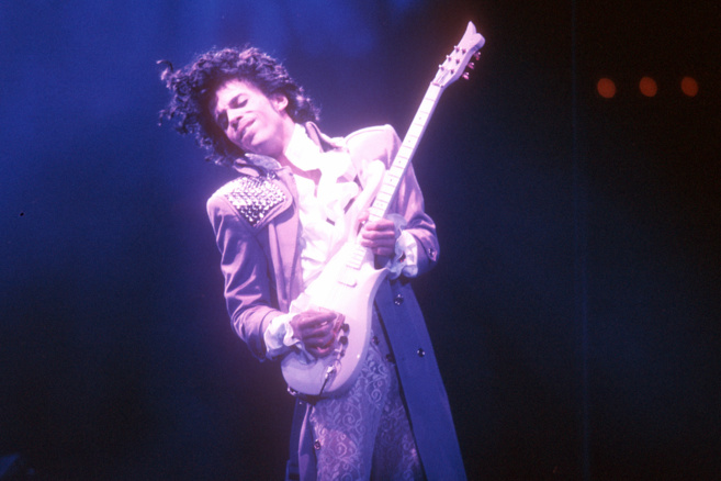 Purple Rain : les 30 ans d'un album de légende. Fan parmi les fans, Hervé Roland évoque Prince !