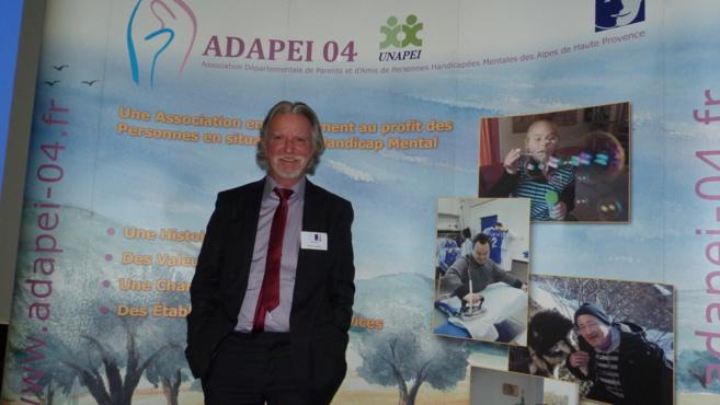 La dernière manifestation des 50 ans de l'ADAPEI 04