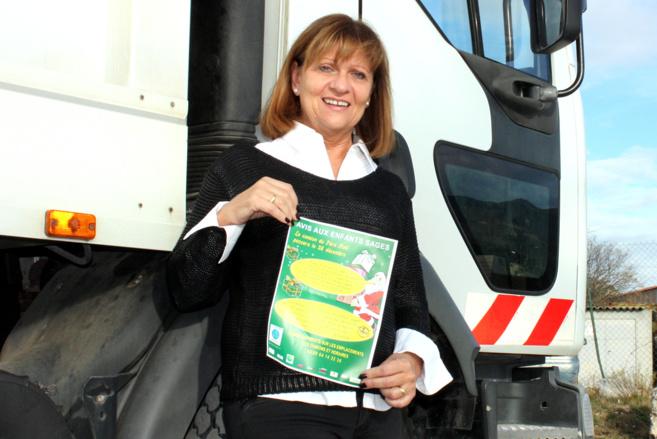 Le SMIRTOM du canton  de Volonne annonce l'arrivée des camions du Père Noël !