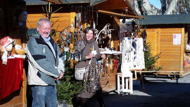 Une belle réussite pour le Village et le Marché de Noël à Digne les bains