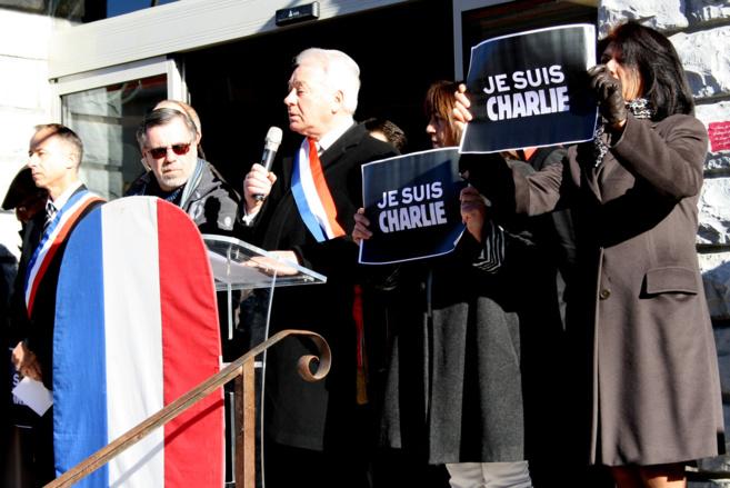 Tout Sisteron était Charlie hier !