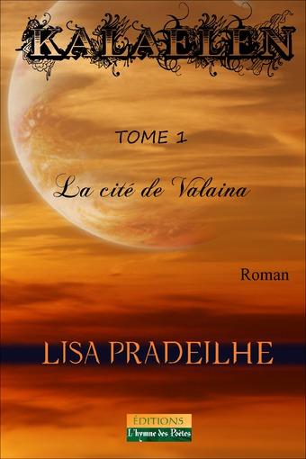 Lisa Pradeilhe auteure gapençaise sort un roman fantastique.