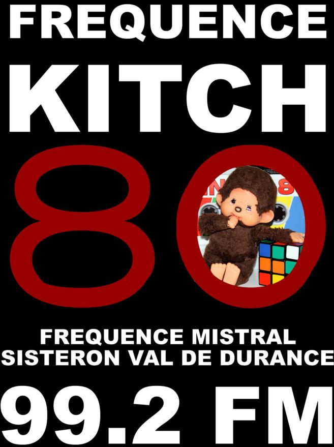 Fréquence Kitch - Tous les lundis de 20h30 à 22h00 !
