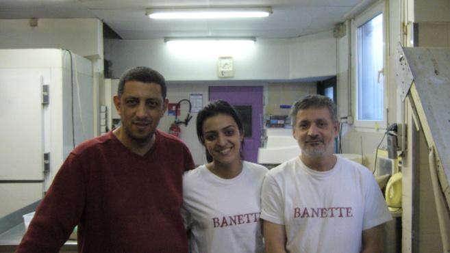 Samir, Asma et Ange