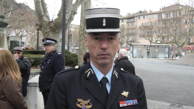 Colonel Christophe Brochier