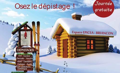 La Mutualité Française organise une journée bilan de santé des saisonniers.