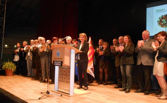 Emotion et volontarisme pour les vœux du Maire de Digne