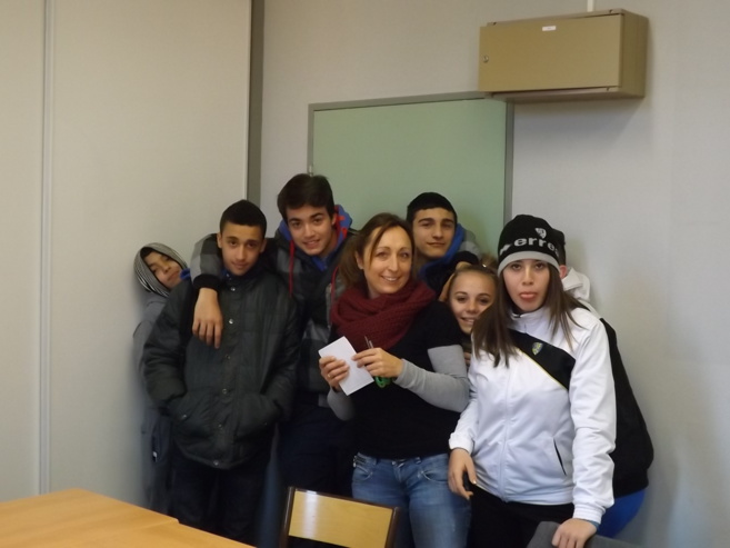 Le collège Mauzan dispose d'un Atelier Relais  pour les classes de 4ème  & 3ème.