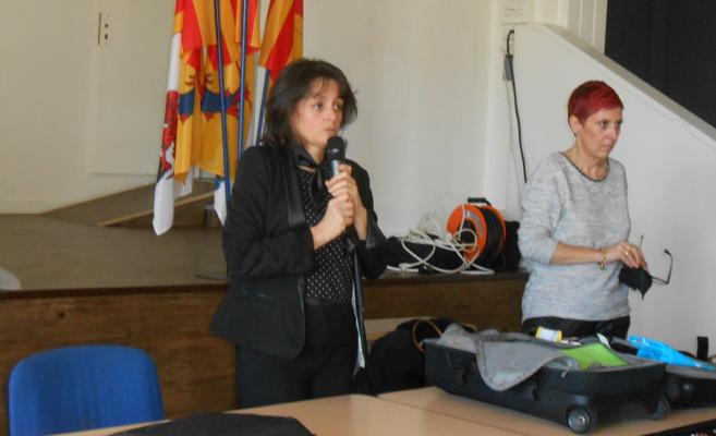 Le Centre Regain de Sainte Tulle a accueilli les élus du Conseil régional des jeunes