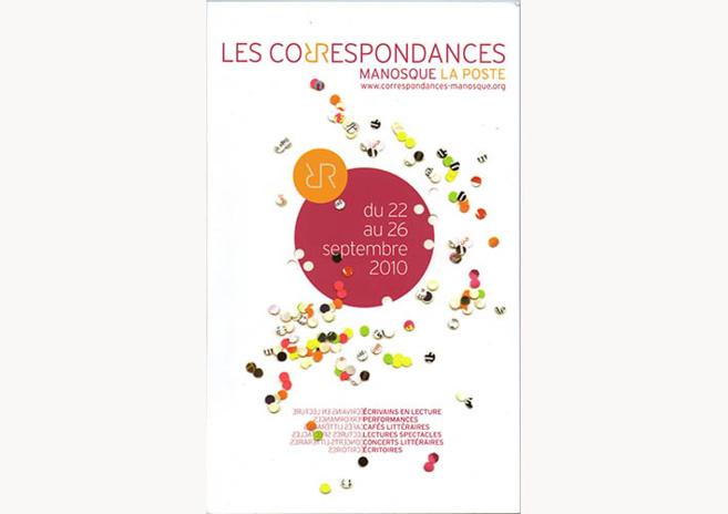 Les Correspondances La Poste 2010