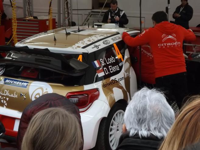 Des Gapençais au départ du Rallye de Monte-Carlo.