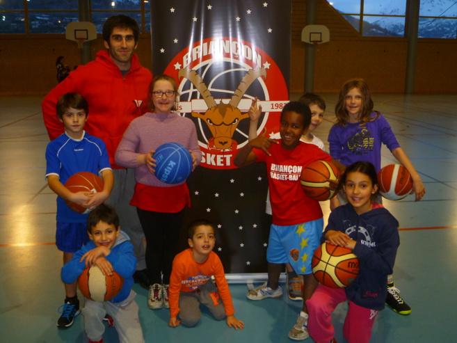 Club dynamique et bondissant, le Basket-Club de Briançon se porte bien !
