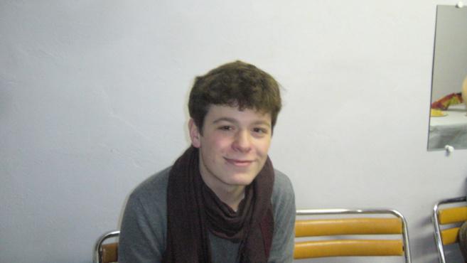 Agé de 17 ans, guitariste et chanteur Lucas a enflammé une soirée Blues à Oraison.