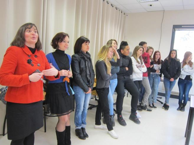Beau geste de solidarité au Collège de Sainte-Tulle