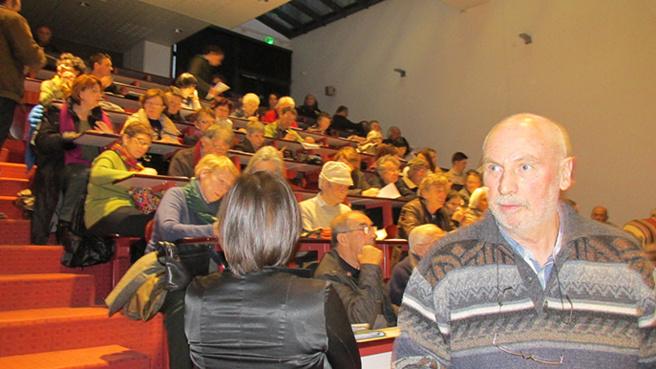Quartier Libre - Conférence sur TAFTA avec Jean-Louis Odekerken