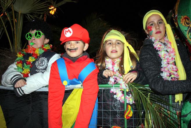 Folklore et traditions respectées au Carnaval de Sisteron !