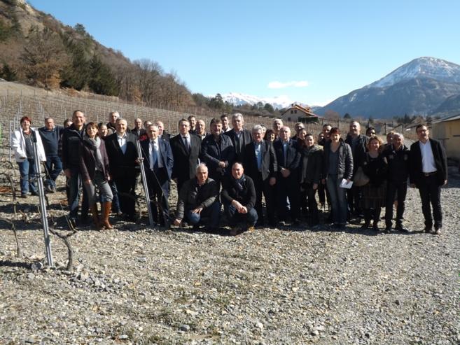 Les Hautes-Alpes au Salon de l'Agriculture.