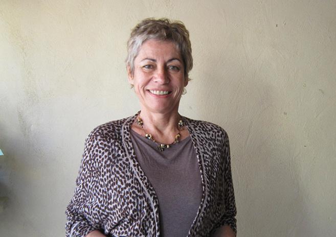 Conseillère générale sortante, Sylviane Chaumont se présente aux élections départementales sur un canton manosquin