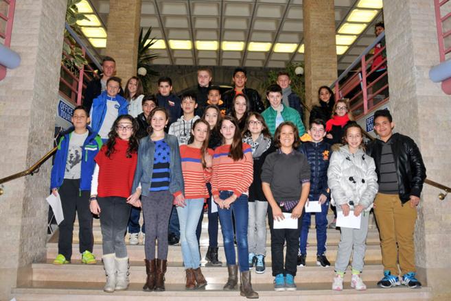 L'élection du septième Conseil Municipal Jeunes a eu lieu à Sisteron !