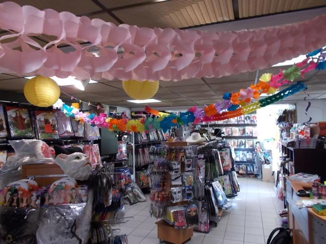 Une nouvelle boutique à Gap propose déguisements et accessoires pour faire la fête !