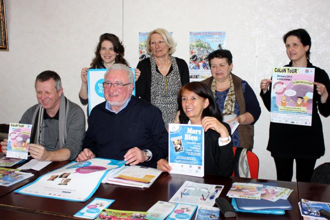 Le dépistage du cancer colorectal passe par Sisteron et Volonne !
