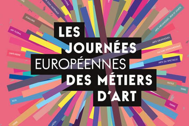 Journées Européennes des Métiers d'Art : Sisteron est de la partie !