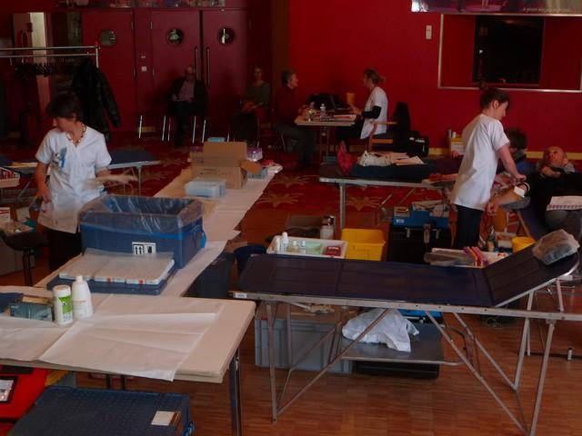 Donner son sang à Briançon en fin de journée c'est possible!