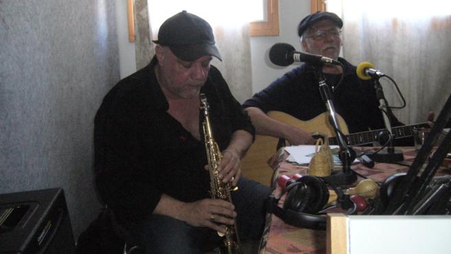 A micros ouverts avec Siotantka et Michel Billiez
