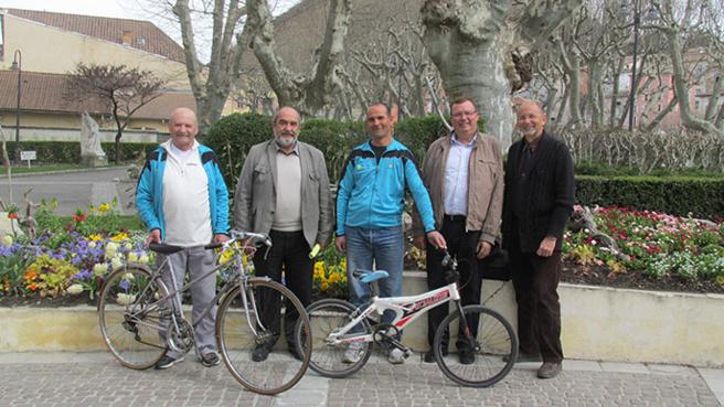 Des vélos pour des minots, une opération solidaire à Digne qui roule à toute vitesse