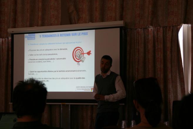 Des ateliers thématiques autour de la politique tarifaire dans le tourisme à Gap