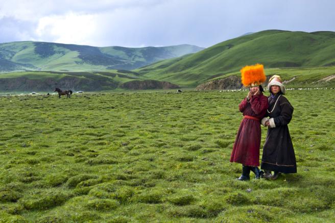 A Briançon, une association pour défendre le Tibet libre