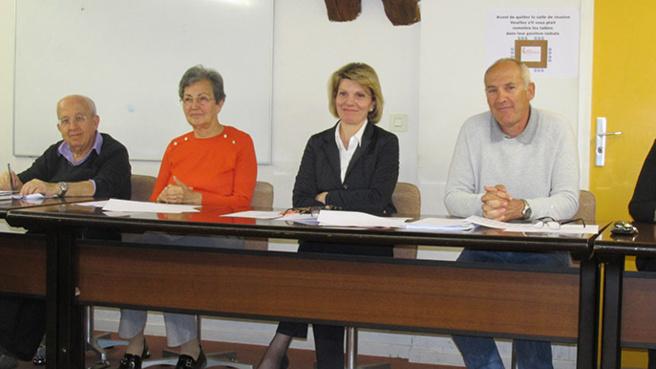 A Digne, Patricia Granet fait le bilan de sa première année de mandat.