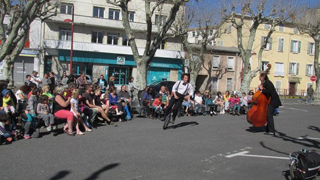 La mobilité en milieu rural a été au cœur d'une journée festive à Digne.