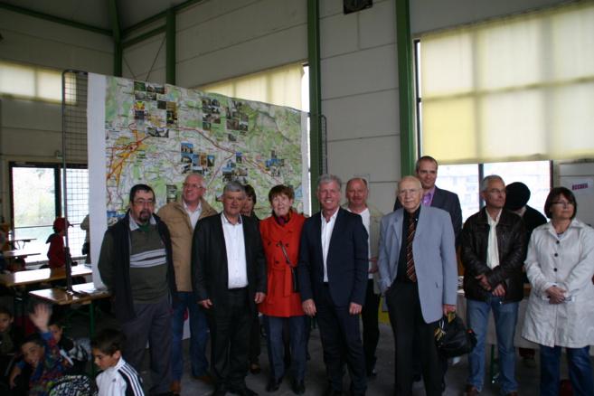 Bel échange scolaire à Chorges autour des trésors des villages.