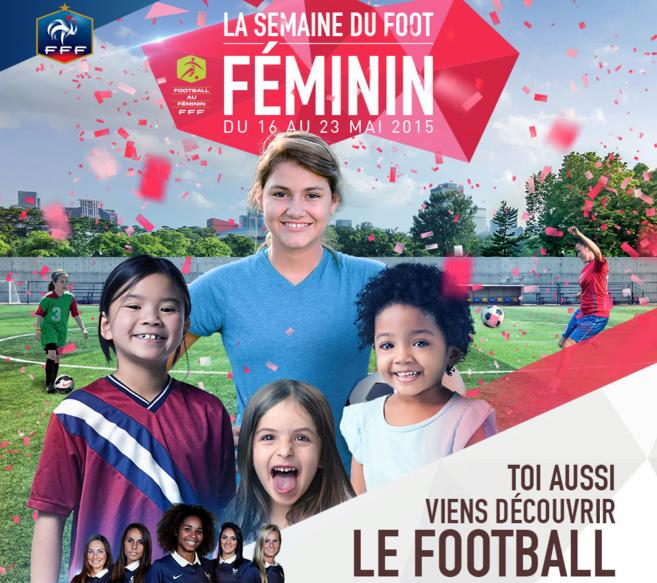 Les femmes s'impliquent de plus en plus dans le football !