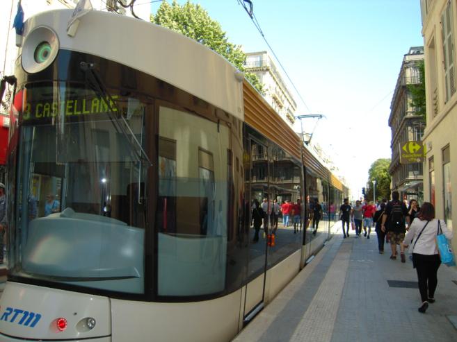 Inauguration de la nouvelle ligne 3 du Tramway de Marseille