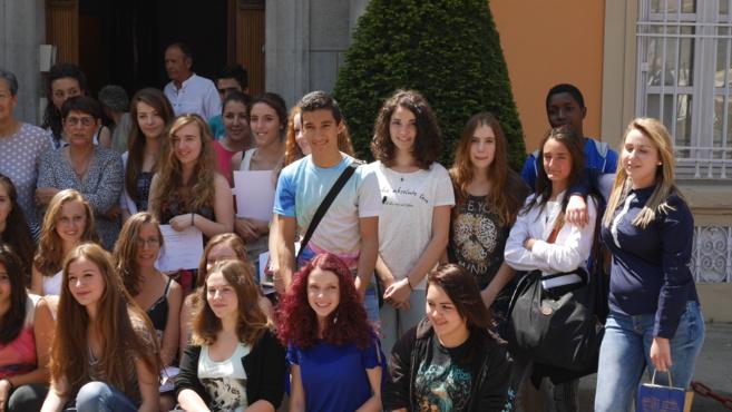 Collégiens et lycéens ont participé au concours de la Résistance et de la Déportation.