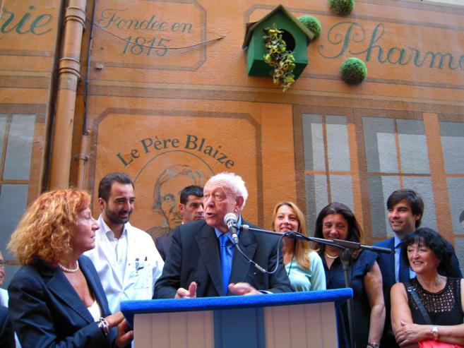 Le Père Blaize, herboristerie bien connue des Marseillais fête son bicentenaire.