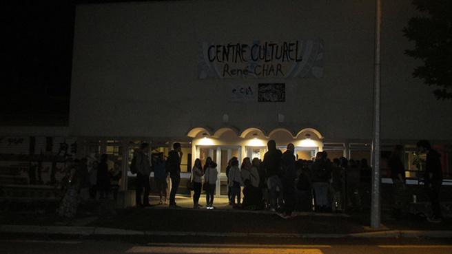 Des courts-métrages réalisés par les lycéens dignois ont été projetés au Centre Culturel René Char.