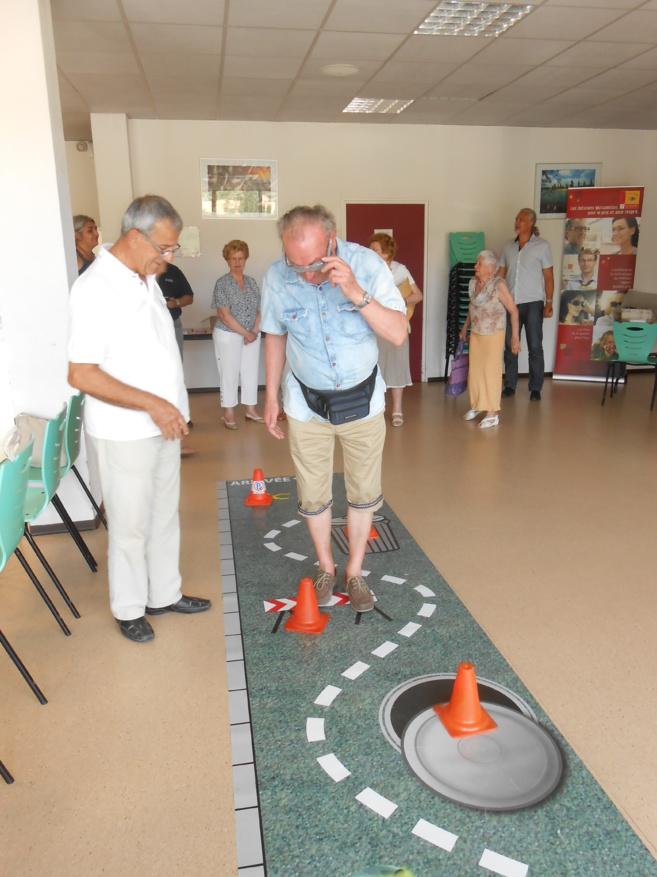 Les seniors sensibilisés à la prévention routière