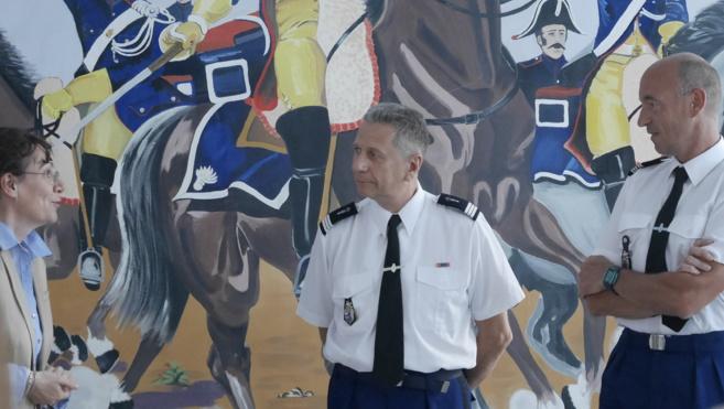 Gendarmerie : le capitaine Zeisser quitte Digne pour les Hautes-Alpes