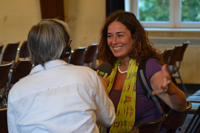Rencontre avec l'écrivaine turque Pinar Selek en lutte contre les oublis de mémoire