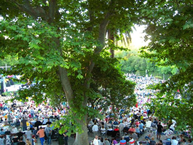 Les 20 ans du Festival Musiques à Bagatelle