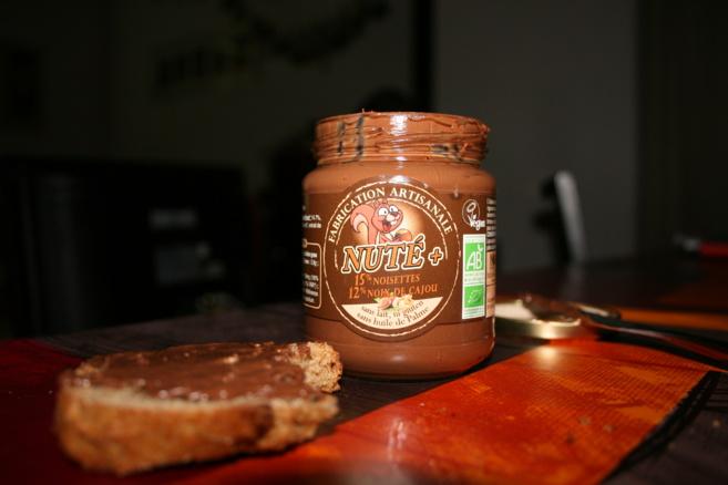Nutella contre Nuté+, le pot de Fer (rero) contre le pot de Nut (et plus )
